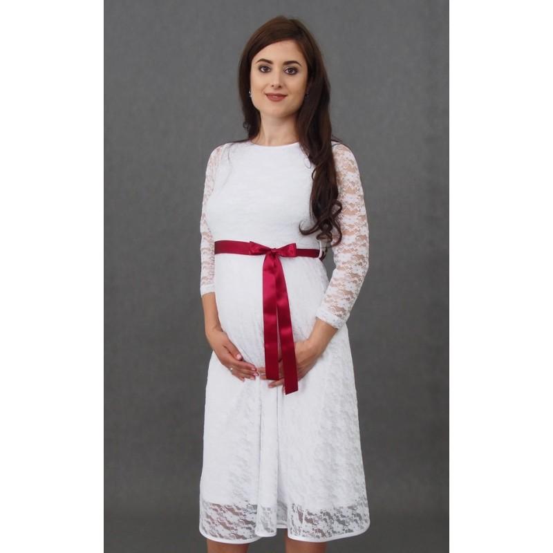 8d96bb5ca4fd Čipkované svadobné šaty - Mamimodi.sk