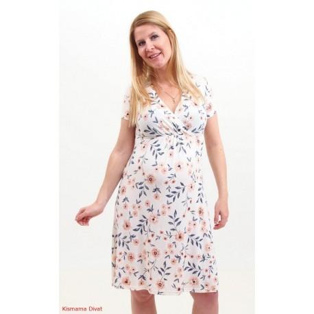 bb82e2a91c3b Letné tehotenské šaty Vanda - Mamimodi.sk