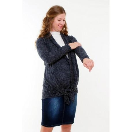 ef6ef1fe964c Tehotenská riflová sukňa - Mamimodi.sk