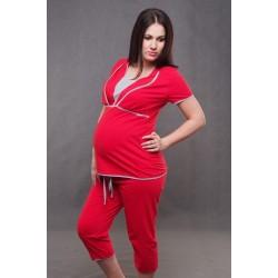 Pyžamo pre tehotné a dojčiace ženy