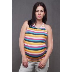 Letný tehotenský top
