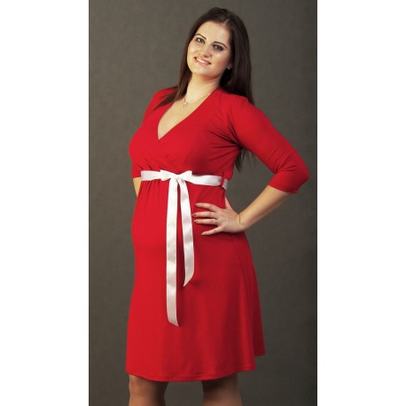 Tehotenské šaty Vanda - viac farieb