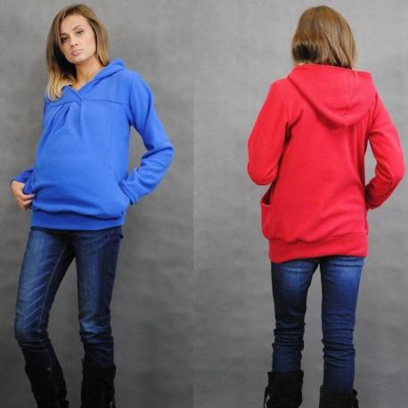 Tehotenská mikina - viac farieb