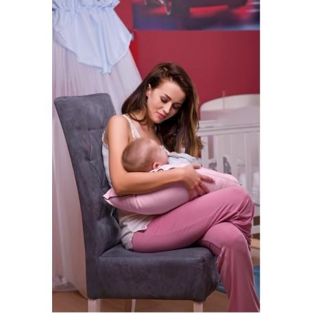 Vankúš na kojenie - rôzne vzory
