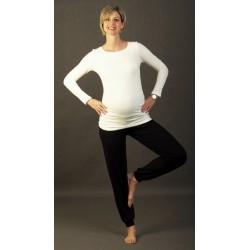 Tehotenské športové nohavice