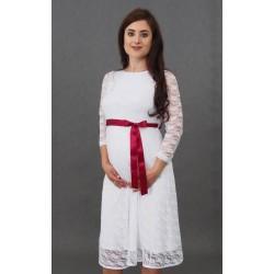 Čipkované svadobné šaty
