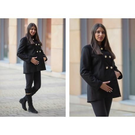 Tehotenský kabát Bruklin - viac farieb