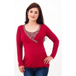Tričko pre tehotné a pre dojčiace ženy