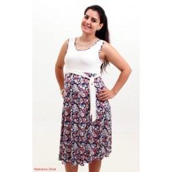 Tehotenské šaty Monika