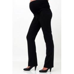 Tehotenské nohavice čierne
