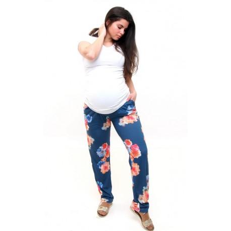 Letné tehotenské nohavice