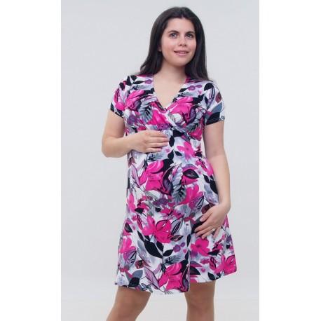 Letné tehotenské šaty Vanda